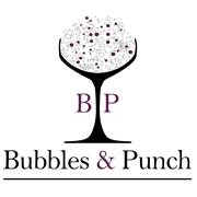 Bubbles-and-Punch Logo