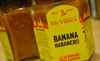 Mr Vikkis Banana Habanero