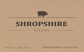 Shropshire Salumi Logo