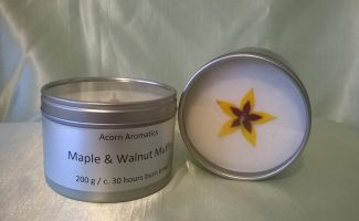 Acorn Aromatics Candles