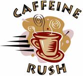 Caffeine Rush Logo