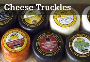 Cheshire Cheese Truckles
