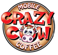 Crazy Cow Coffee Logo