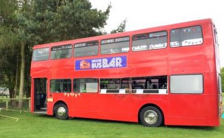 Double Decker Bus Bar