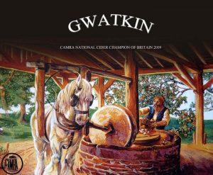 Gwatkin Cidre Logo