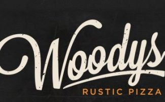 Woodys Rustic Pizza Logo