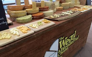 Weird and Wonderful Cheese Co.